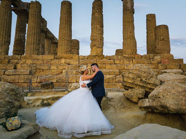 Il matrimonio di Giuseppe e Sarah a Agrigento, Agrigento 16