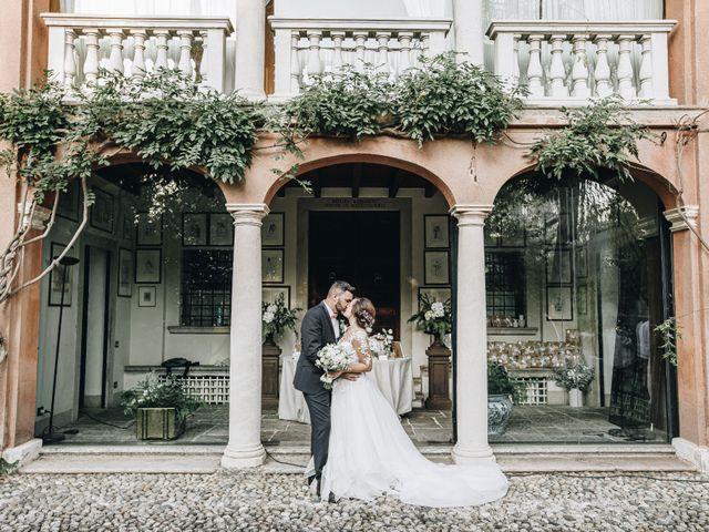 Le nozze di Valeria e Michel