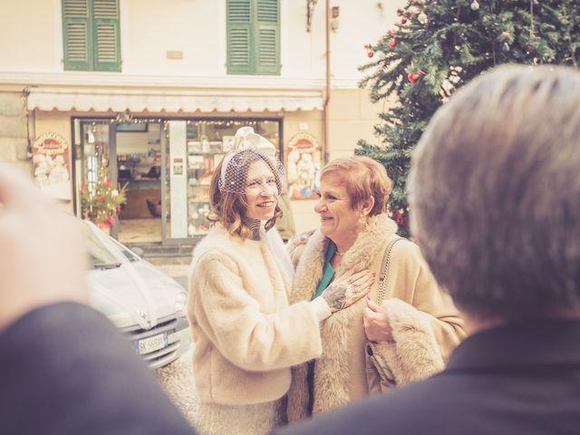 Il matrimonio di Alessandro e Ilaria a Noli, Savona 17