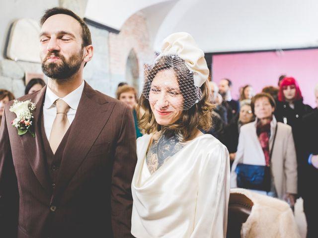 Il matrimonio di Alessandro e Ilaria a Noli, Savona 19
