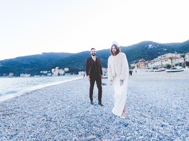 Il matrimonio di Alessandro e Ilaria a Noli, Savona 29