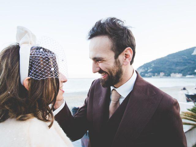 Il matrimonio di Alessandro e Ilaria a Noli, Savona 33