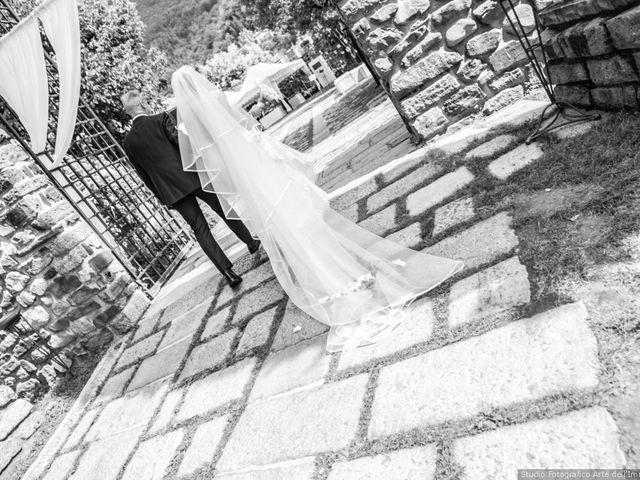 Il matrimonio di Alessandro e Roberta a Lecco, Lecco 65