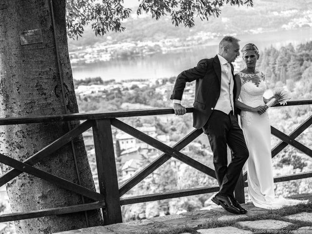 Il matrimonio di Alessandro e Roberta a Lecco, Lecco 72