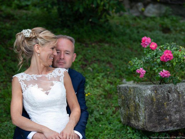 Il matrimonio di Alessandro e Roberta a Lecco, Lecco 76