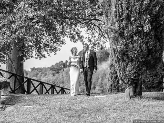 Il matrimonio di Alessandro e Roberta a Lecco, Lecco 77