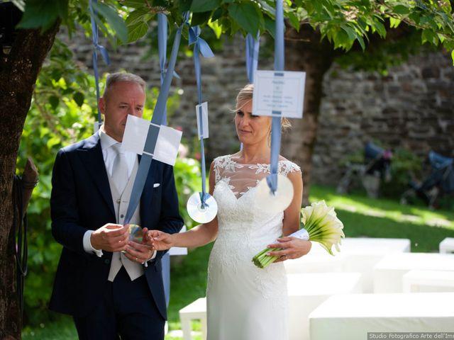 Il matrimonio di Alessandro e Roberta a Lecco, Lecco 81