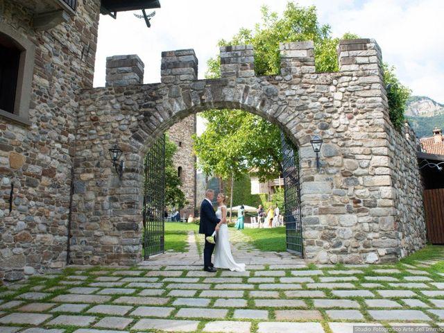 Il matrimonio di Alessandro e Roberta a Lecco, Lecco 87