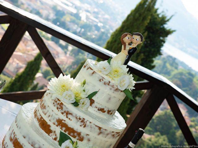 Il matrimonio di Alessandro e Roberta a Lecco, Lecco 91