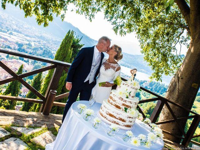Il matrimonio di Alessandro e Roberta a Lecco, Lecco 92