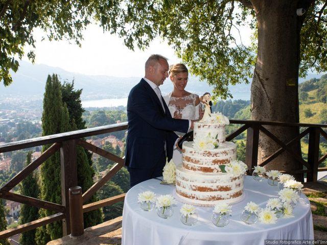 Il matrimonio di Alessandro e Roberta a Lecco, Lecco 93