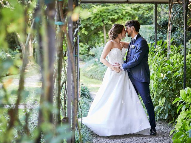 Le nozze di Sofia e Mattia