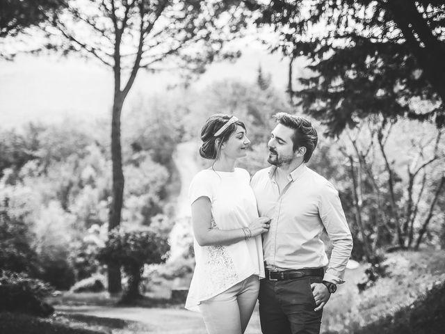 Il matrimonio di Laurent e Charlotte a San Casciano in Val di Pesa, Firenze 4