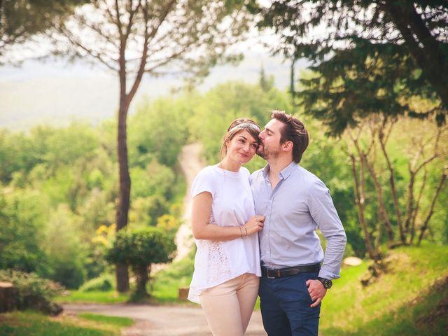 Il matrimonio di Laurent e Charlotte a San Casciano in Val di Pesa, Firenze 5