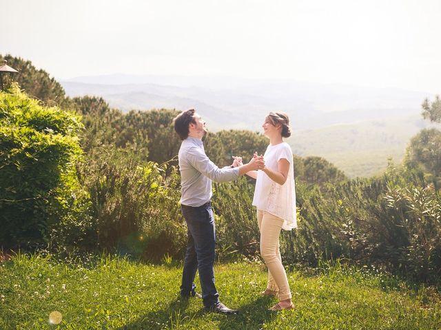 Il matrimonio di Laurent e Charlotte a San Casciano in Val di Pesa, Firenze 6
