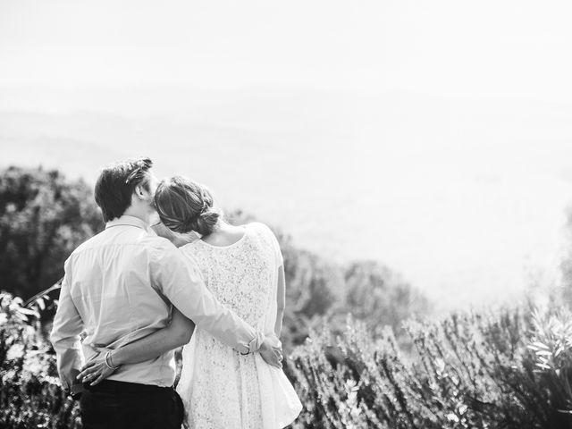 Il matrimonio di Laurent e Charlotte a San Casciano in Val di Pesa, Firenze 8