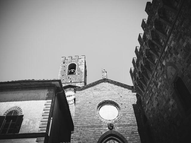 Il matrimonio di Laurent e Charlotte a San Casciano in Val di Pesa, Firenze 9