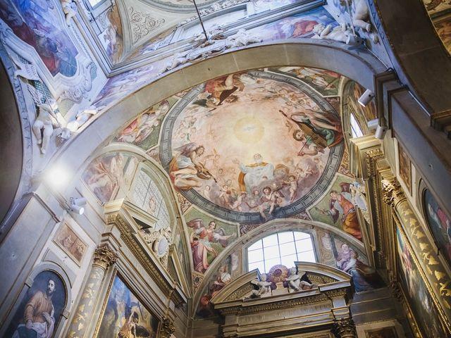Il matrimonio di Laurent e Charlotte a San Casciano in Val di Pesa, Firenze 10