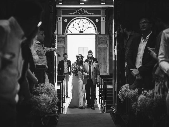 Il matrimonio di Laurent e Charlotte a San Casciano in Val di Pesa, Firenze 16