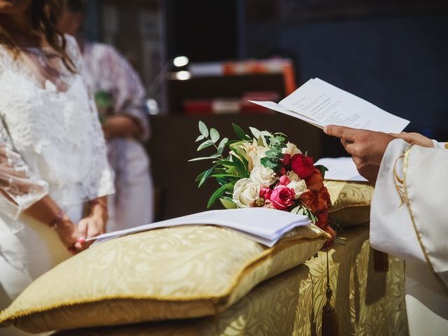 Il matrimonio di Laurent e Charlotte a San Casciano in Val di Pesa, Firenze 19