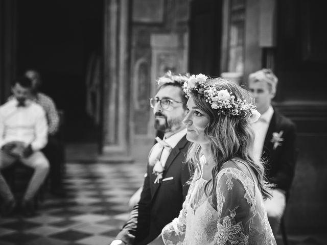 Il matrimonio di Laurent e Charlotte a San Casciano in Val di Pesa, Firenze 20