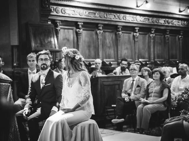 Il matrimonio di Laurent e Charlotte a San Casciano in Val di Pesa, Firenze 21