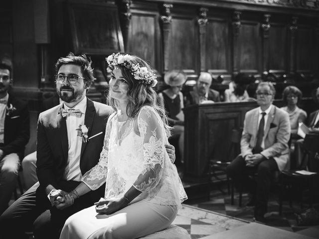 Il matrimonio di Laurent e Charlotte a San Casciano in Val di Pesa, Firenze 27