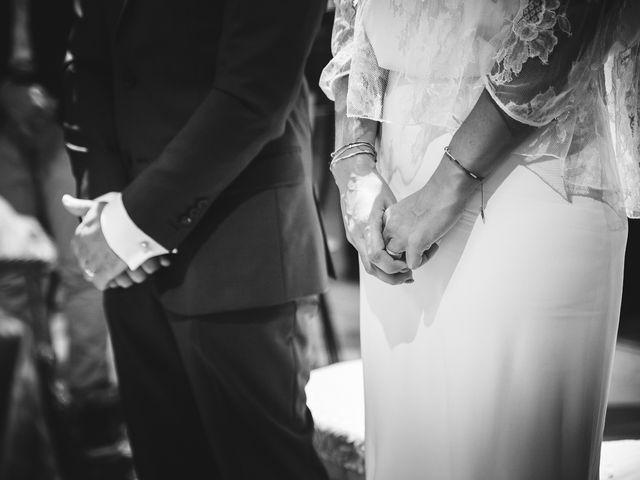 Il matrimonio di Laurent e Charlotte a San Casciano in Val di Pesa, Firenze 28