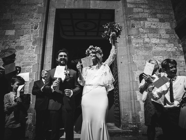 Il matrimonio di Laurent e Charlotte a San Casciano in Val di Pesa, Firenze 30