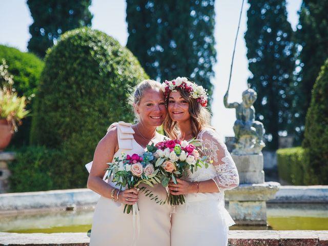 Il matrimonio di Laurent e Charlotte a San Casciano in Val di Pesa, Firenze 33