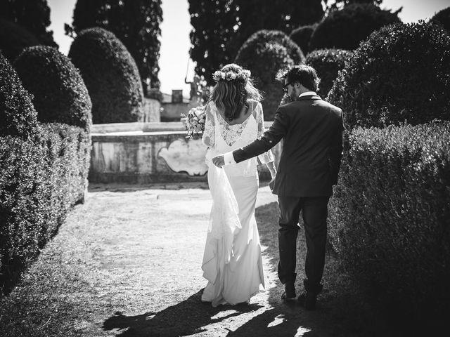 Il matrimonio di Laurent e Charlotte a San Casciano in Val di Pesa, Firenze 36