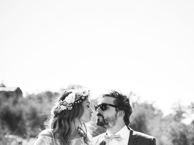 Il matrimonio di Laurent e Charlotte a San Casciano in Val di Pesa, Firenze 37