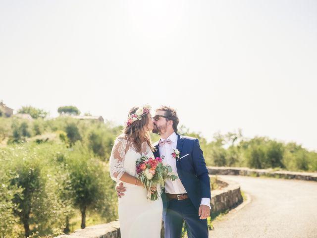 Il matrimonio di Laurent e Charlotte a San Casciano in Val di Pesa, Firenze 38