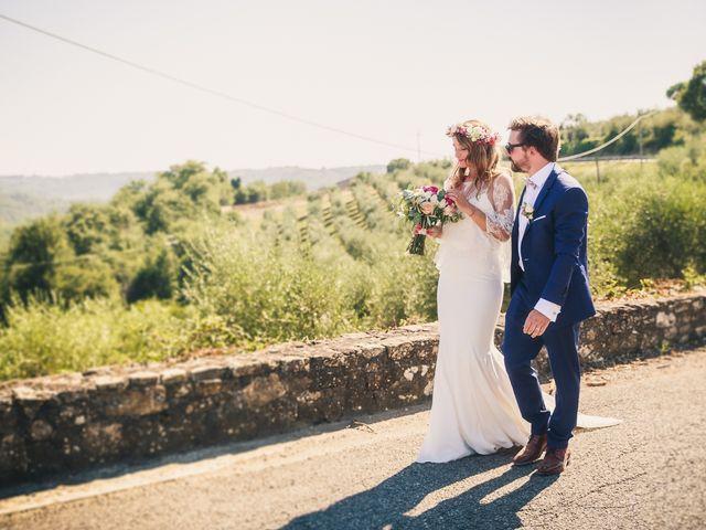 Il matrimonio di Laurent e Charlotte a San Casciano in Val di Pesa, Firenze 39