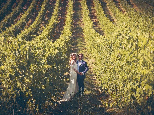 Il matrimonio di Laurent e Charlotte a San Casciano in Val di Pesa, Firenze 46