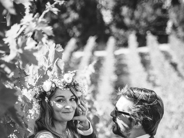 Il matrimonio di Laurent e Charlotte a San Casciano in Val di Pesa, Firenze 50