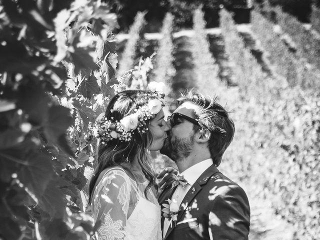 Il matrimonio di Laurent e Charlotte a San Casciano in Val di Pesa, Firenze 52