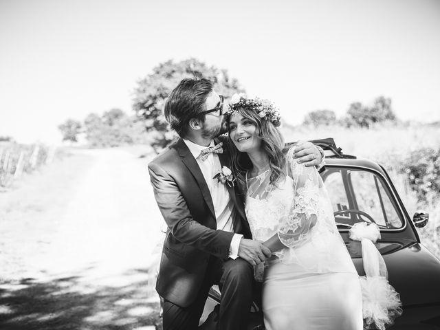 Il matrimonio di Laurent e Charlotte a San Casciano in Val di Pesa, Firenze 53