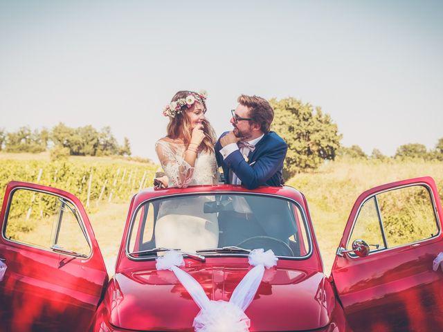 Il matrimonio di Laurent e Charlotte a San Casciano in Val di Pesa, Firenze 54