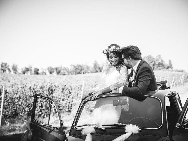 Il matrimonio di Laurent e Charlotte a San Casciano in Val di Pesa, Firenze 55