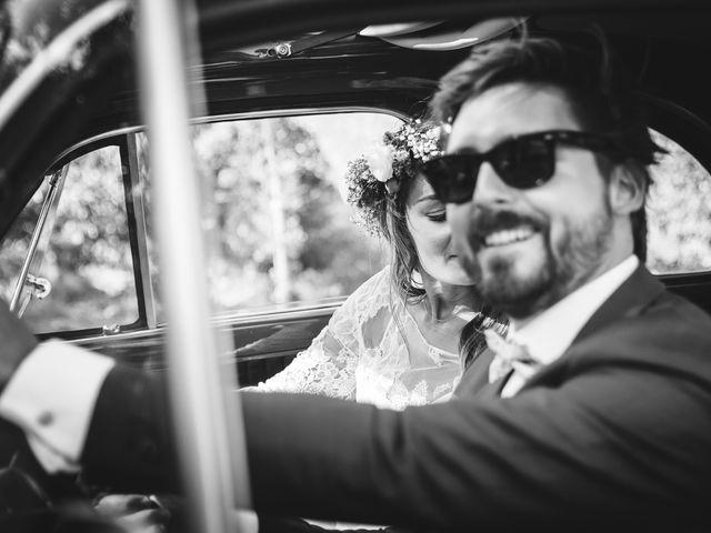 Il matrimonio di Laurent e Charlotte a San Casciano in Val di Pesa, Firenze 56