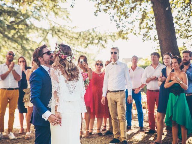 Il matrimonio di Laurent e Charlotte a San Casciano in Val di Pesa, Firenze 59