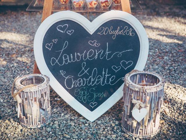 Il matrimonio di Laurent e Charlotte a San Casciano in Val di Pesa, Firenze 60