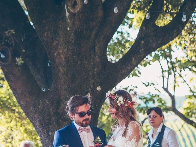 Il matrimonio di Laurent e Charlotte a San Casciano in Val di Pesa, Firenze 69