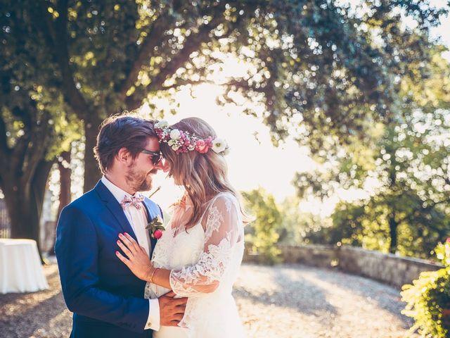 Il matrimonio di Laurent e Charlotte a San Casciano in Val di Pesa, Firenze 70
