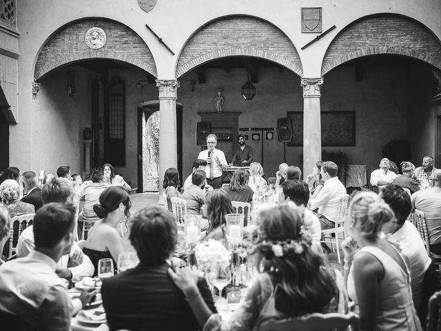 Il matrimonio di Laurent e Charlotte a San Casciano in Val di Pesa, Firenze 72