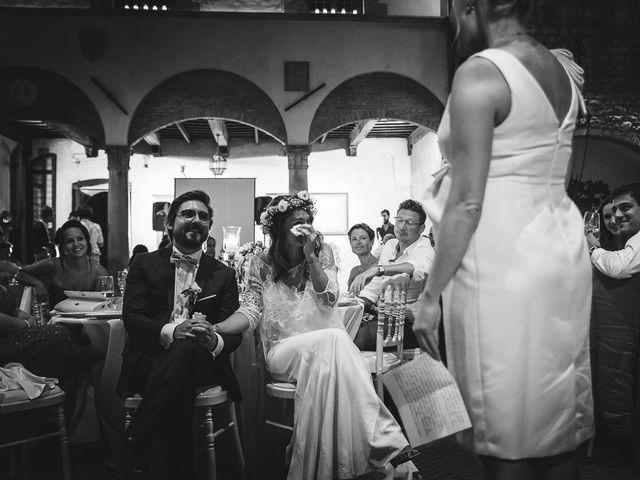 Il matrimonio di Laurent e Charlotte a San Casciano in Val di Pesa, Firenze 76