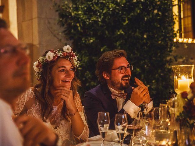 Il matrimonio di Laurent e Charlotte a San Casciano in Val di Pesa, Firenze 78