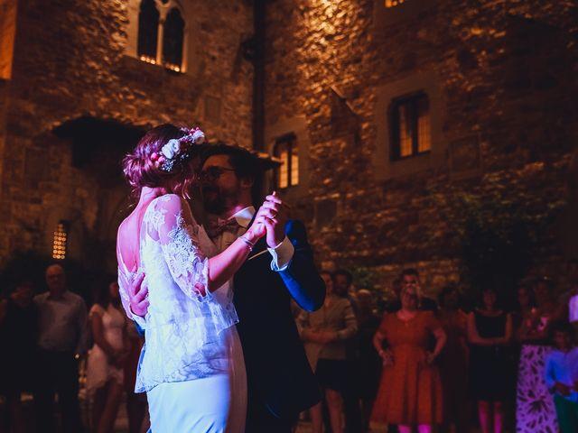 Il matrimonio di Laurent e Charlotte a San Casciano in Val di Pesa, Firenze 86