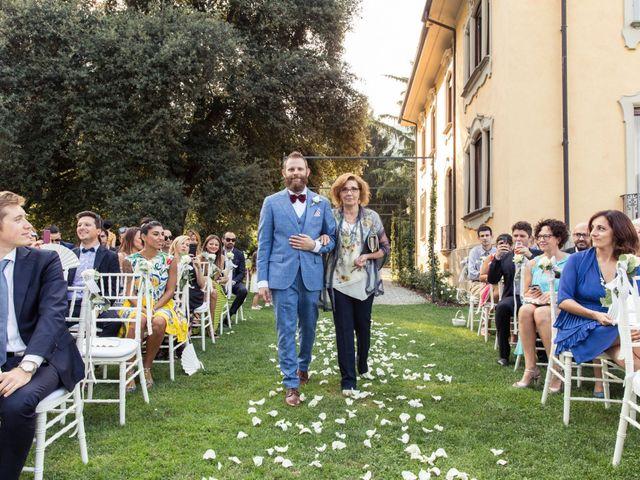 Il matrimonio di Alberto e Giuliana a Stresa, Verbania 11